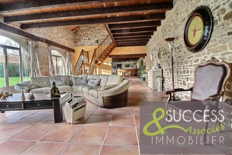 Revenda casa Plouay 475500€ - Fotografia 1