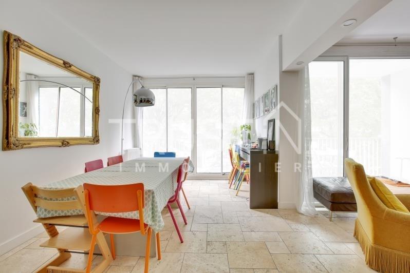 Vente de prestige appartement Paris 15ème 1230000€ - Photo 1