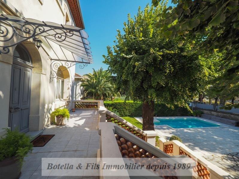 Verkoop van prestige  huis Bagnols sur ceze 495000€ - Foto 3