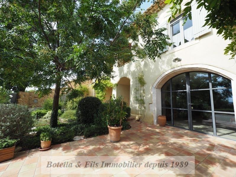 Verkoop van prestige  huis Goudargues 556000€ - Foto 1