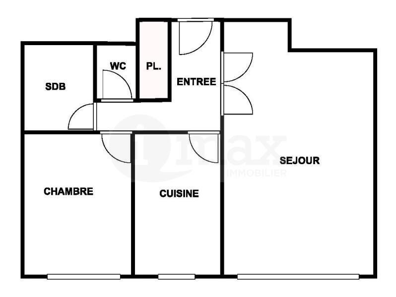 Vente appartement Levallois 470000€ - Photo 4