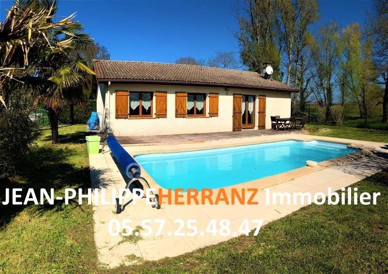 Vente maison / villa Libourne 199000€ - Photo 1