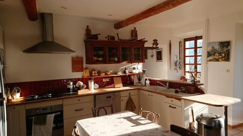 Revenda residencial de prestígio casa Verrens arvey 676000€ - Fotografia 10