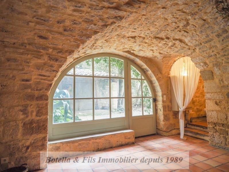 Venta  casa Uzes 448000€ - Fotografía 14