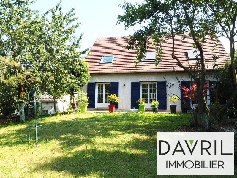 Sale house / villa Maurecourt 549900€ - Picture 1
