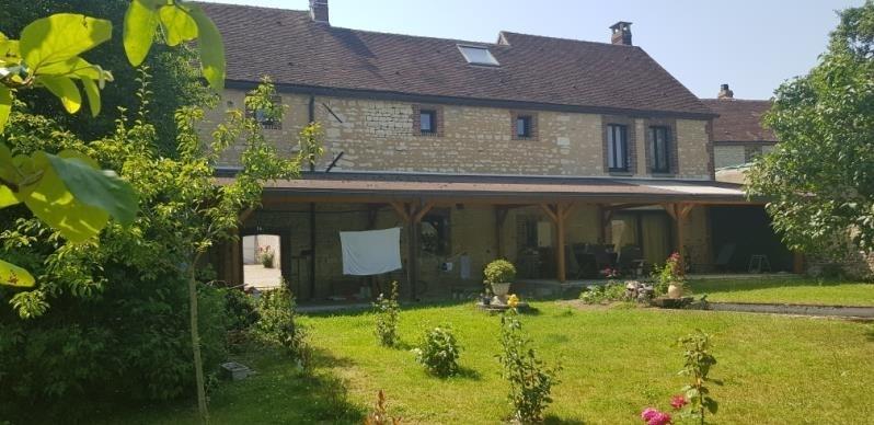Sale house / villa Chassy 275000€ - Picture 1