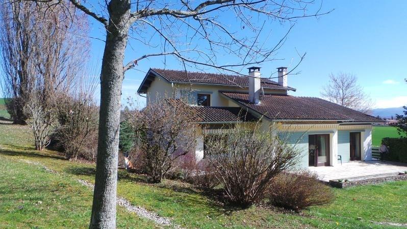Vente maison / villa Villieu loyes mollon 520000€ - Photo 1
