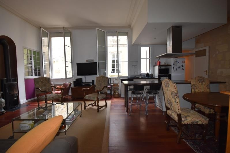 Deluxe sale apartment Bordeaux 600 000€ - Picture 1