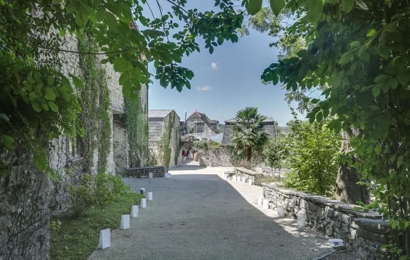 Verkoop van prestige  kasteel Gan 1575000€ - Foto 2