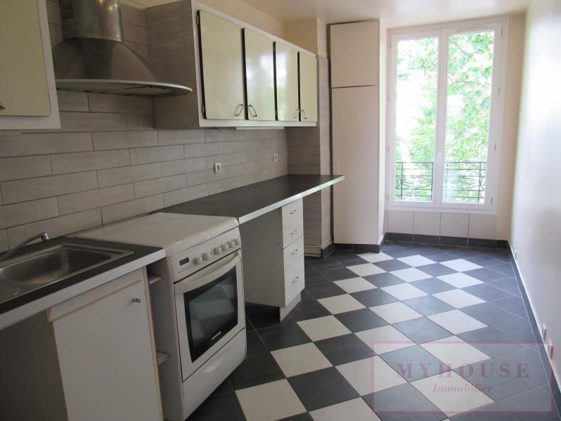 Sale apartment Bagneux 259000€ - Picture 2