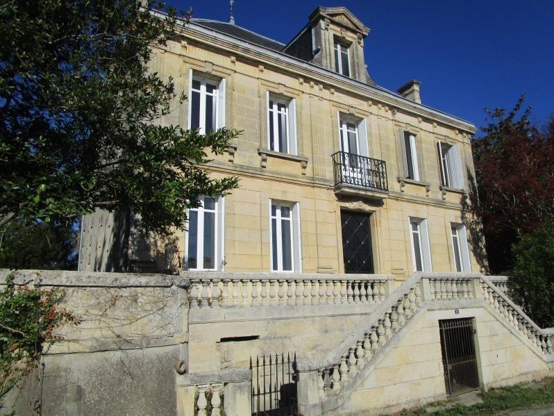 Vente de prestige maison / villa St andre de cubzac 590000€ - Photo 1