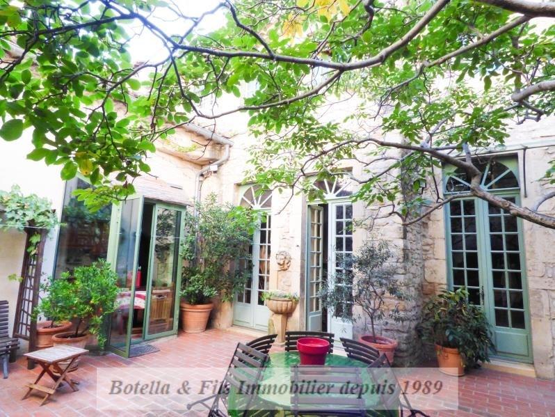 Deluxe sale house / villa Uzes 399000€ - Picture 1