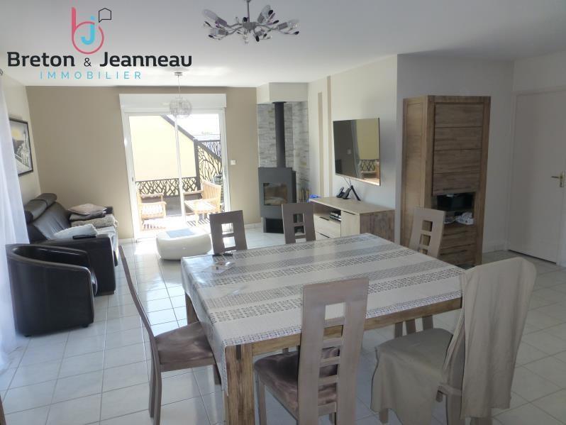 Sale house / villa St germain le fouilloux 223600€ - Picture 7