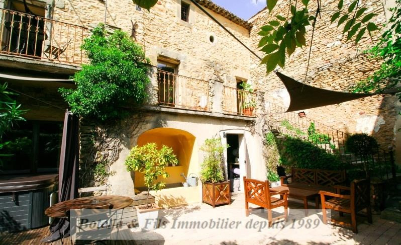 Deluxe sale house / villa Uzes 757 000€ - Picture 2