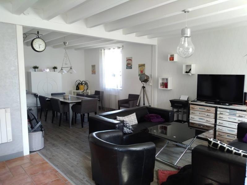 Sale house / villa Brazey en plaine 179400€ - Picture 1