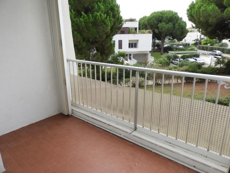 Affitto appartamento La grande motte 420€ CC - Fotografia 2