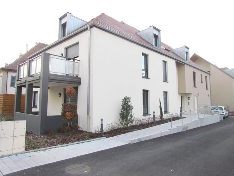 Investment property apartment Benfeld 99000€ - Picture 1