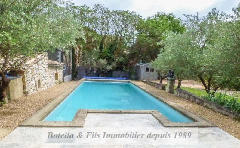 Verkoop van prestige  huis Uzes 583000€ - Foto 2