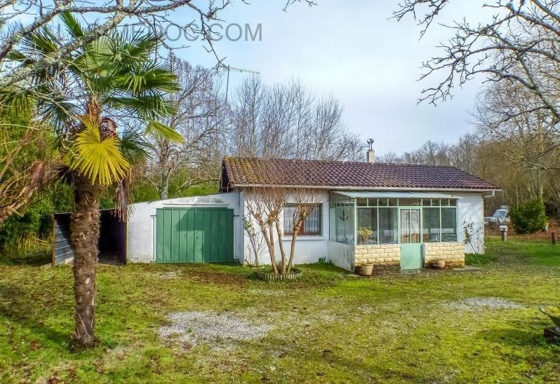 Vente maison / villa Lesparre medoc 139500€ - Photo 1
