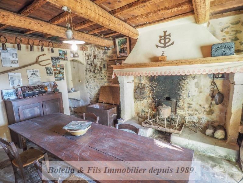 Verkoop van prestige  huis Uzes 528000€ - Foto 6
