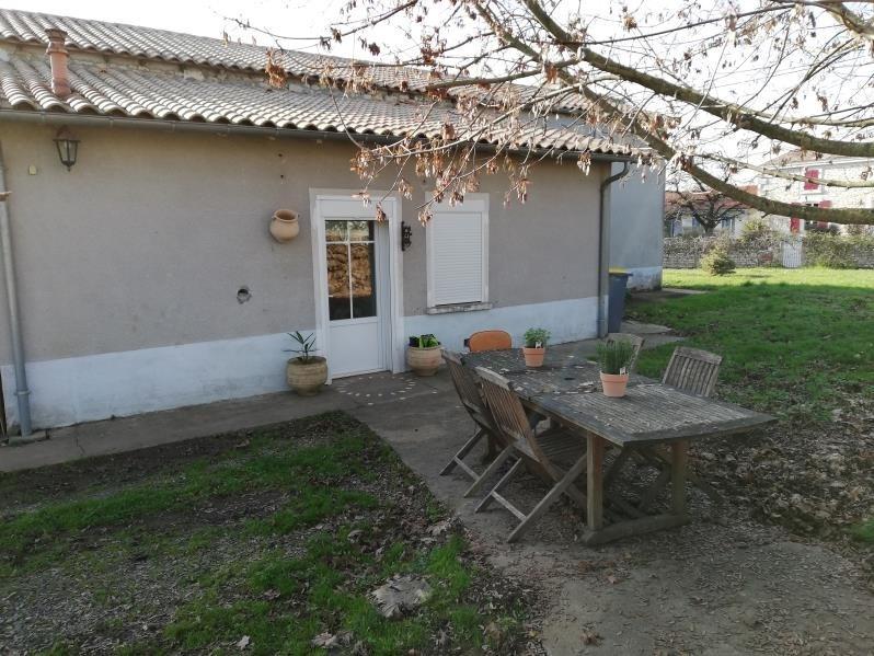 Vente maison / villa Azay le brule 143500€ - Photo 10