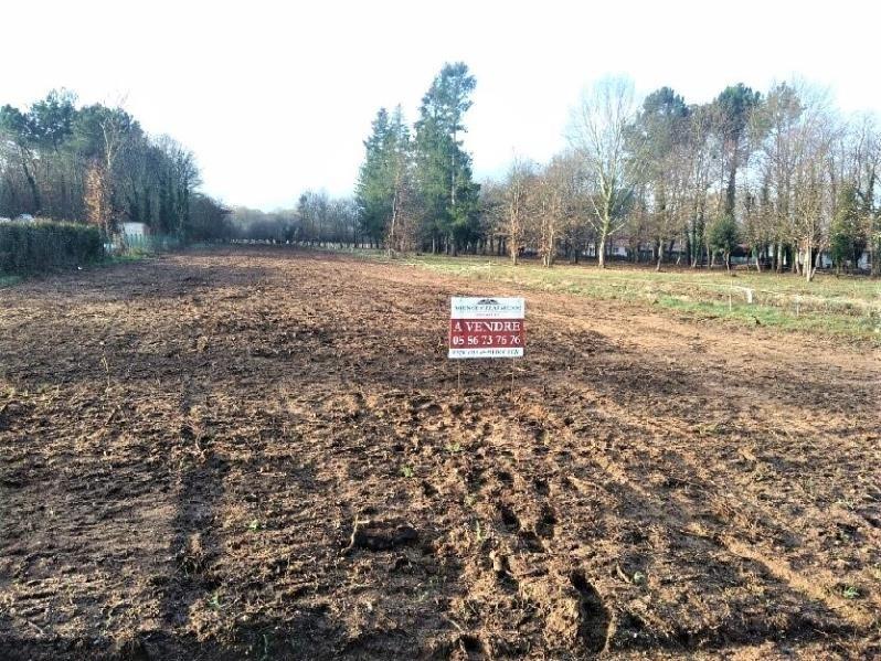 Vente terrain Lesparre medoc 49500€ - Photo 1