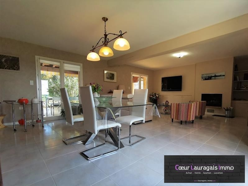 Vente maison / villa Quint- fonsegrives 499000€ - Photo 3
