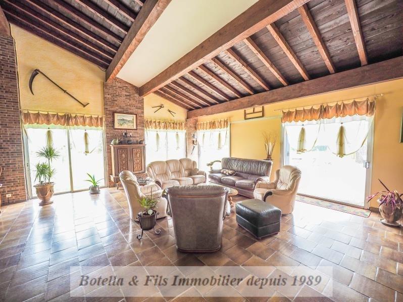 Venta de prestigio  casa Uzes 650000€ - Fotografía 5