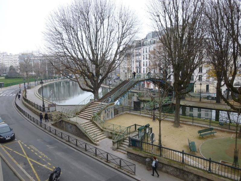 Vente appartement Paris 10ème 874000€ - Photo 2