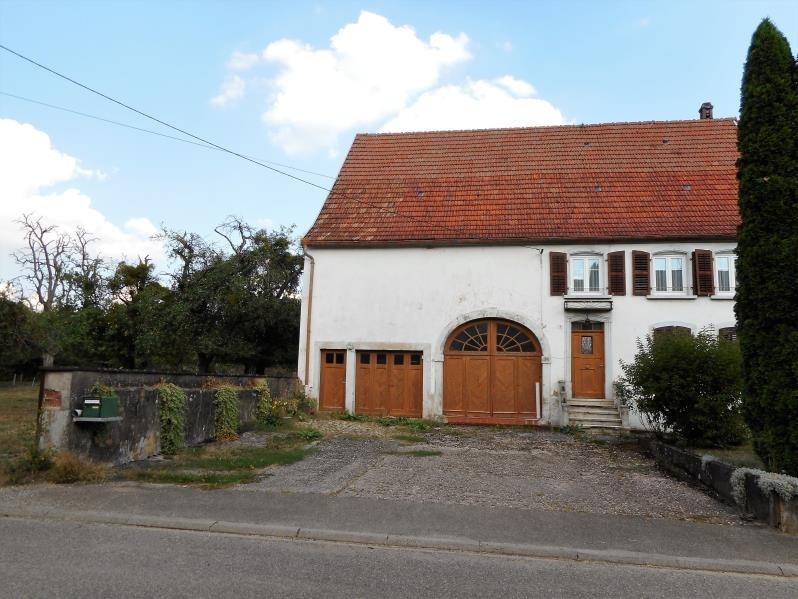 Verkoop  huis Bischtroff sur sarre 99000€ - Foto 1