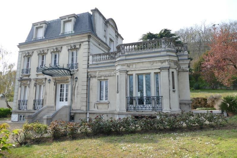 Deluxe sale house / villa Palaiseau 1380000€ - Picture 1