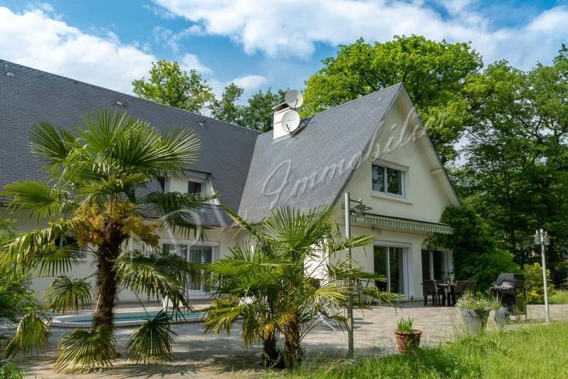 Vente de prestige maison / villa Lamorlaye 649375€ - Photo 1