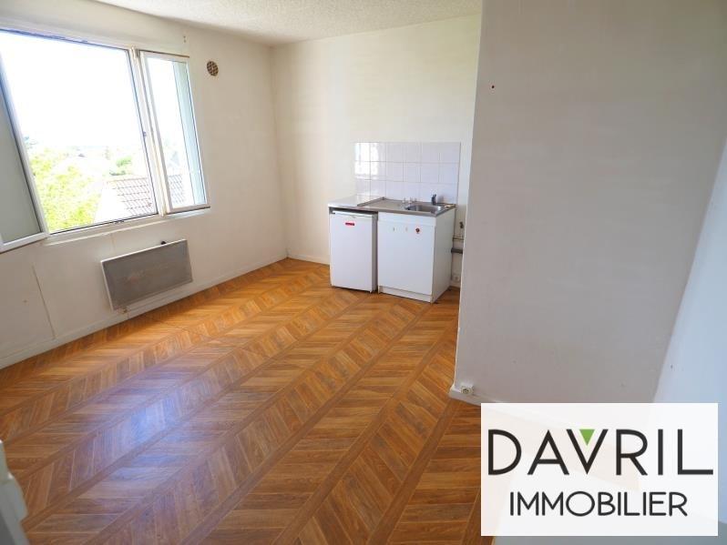 Revenda apartamento Chanteloup les vignes 65000€ - Fotografia 5