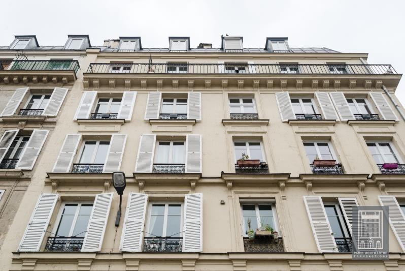 Vente appartement Paris 18ème 290000€ - Photo 10