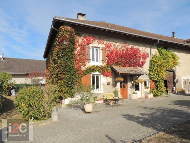 Venta  casa Segny 690000€ - Fotografía 1