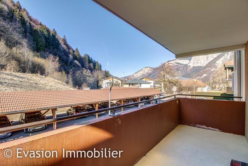 Vente appartement Sallanches 139000€ - Photo 2