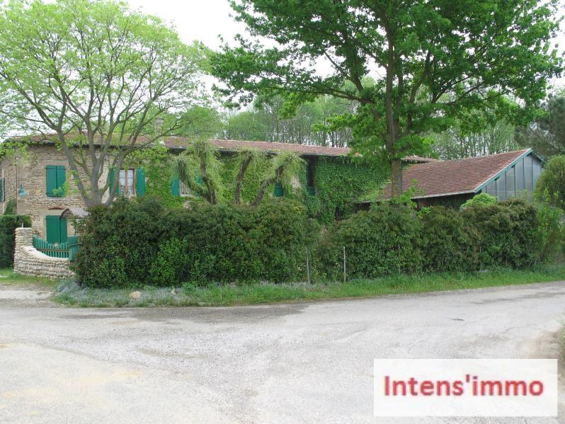 Deluxe sale house / villa Chateauneuf de galaure 604000€ - Picture 1