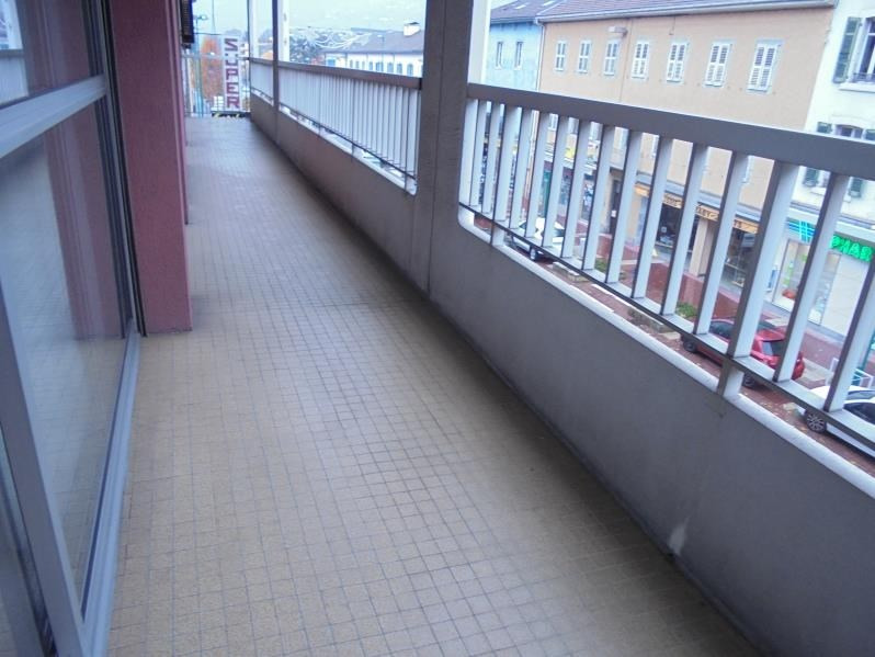 Vente appartement Cluses 139000€ - Photo 3