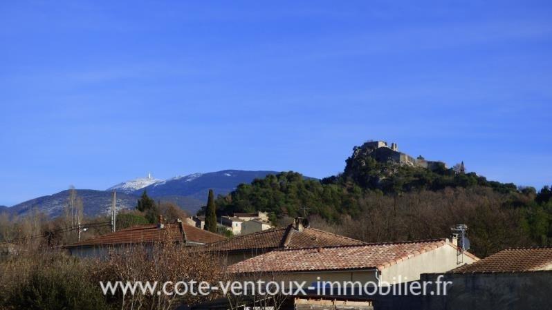 Sale site Entrechaux 83000€ - Picture 1