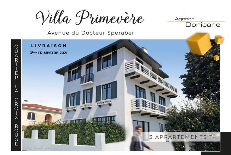 Venta  apartamento Ciboure 490000€ - Fotografía 1