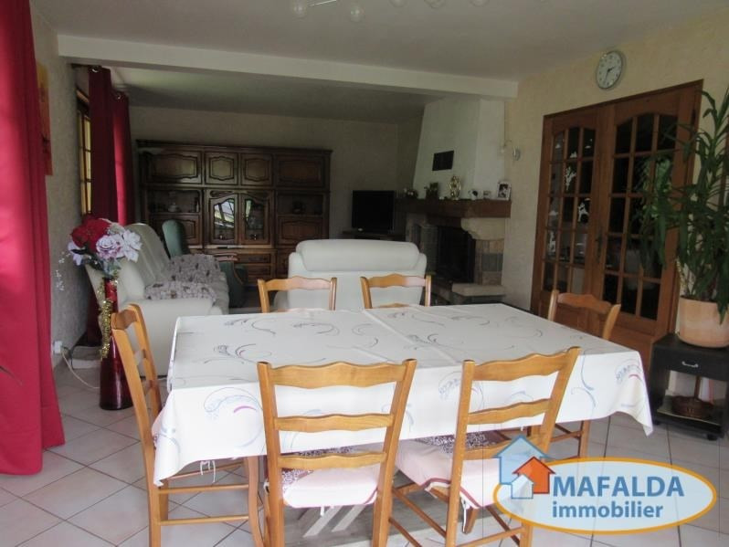 Vente maison / villa Saint jeoire 450 000€ - Photo 3