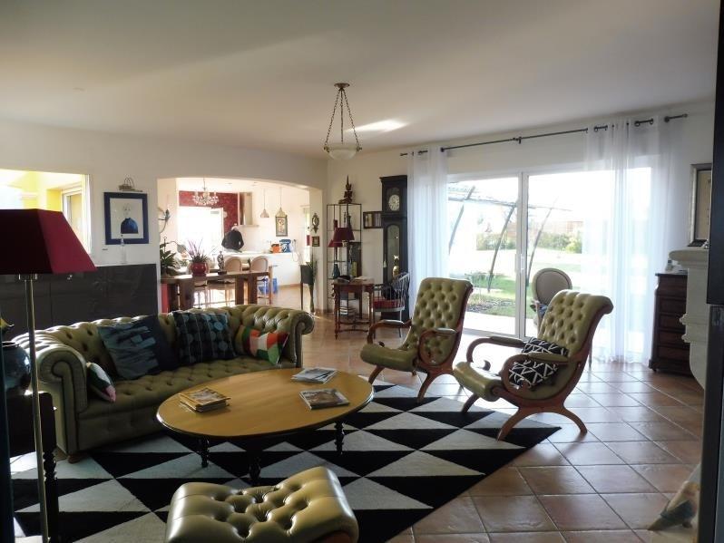 Vente maison / villa Meschers sur gironde 409500€ - Photo 7