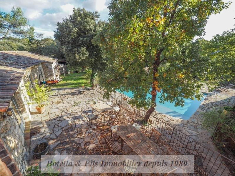 Venta de prestigio  casa Uzes 698000€ - Fotografía 13