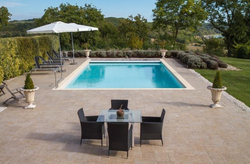 Deluxe sale house / villa Beauville 834750€ - Picture 8