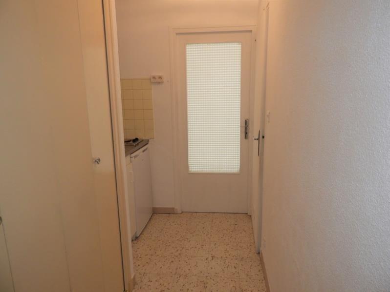 Affitto appartamento La grande motte 420€ CC - Fotografia 6