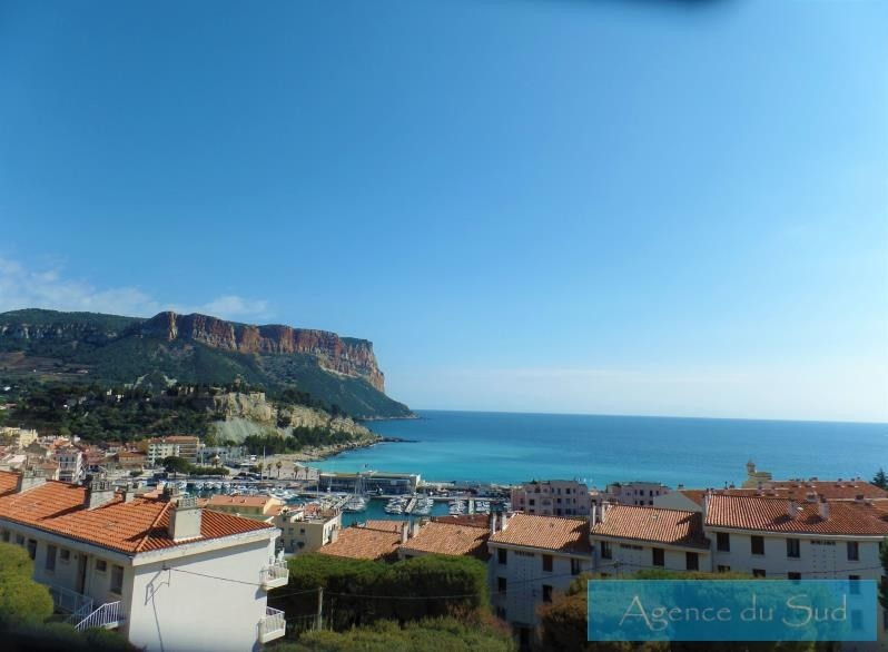 Vente appartement Cassis 475 000€ - Photo 1