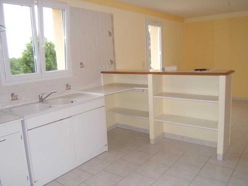 Rental house / villa La chapelle encherie 670€ CC - Picture 2