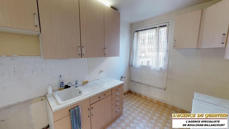 Venta  apartamento Boulogne billancourt 540000€ - Fotografía 5