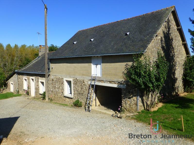 Sale house / villa Loiron 139880€ - Picture 4