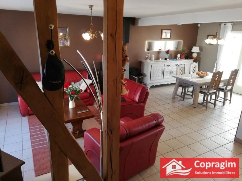Sale house / villa Vinneuf 267500€ - Picture 3